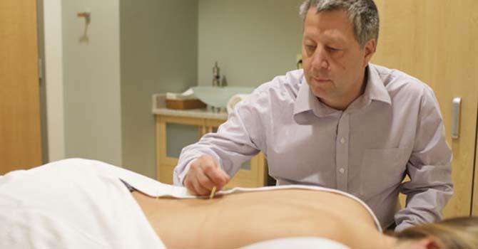 Acupuncturist