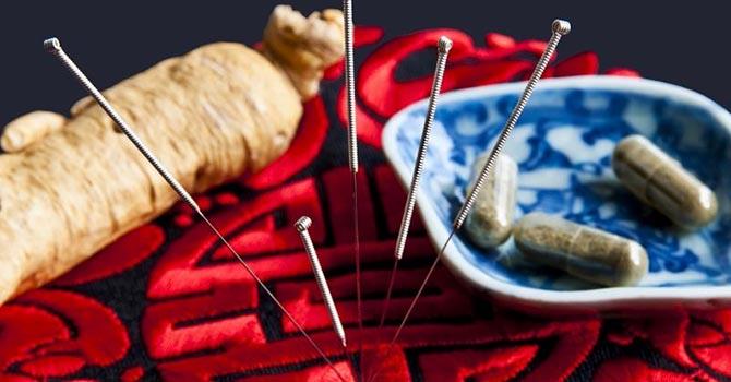 Acupunctuur en Supplementen